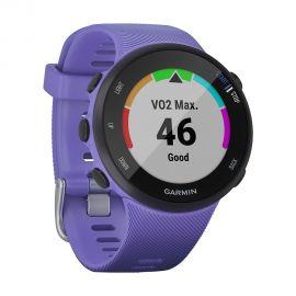 Reloj Smartwatch Garmin Forerunner 45S + Hrm - Lila