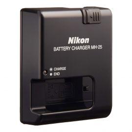 Cargador de Batería Nikon MH-25 (Cargador Europeo)