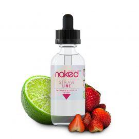 Esencia Naked Straw Lime 03 mg - 60 ml