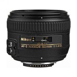 Lente Nikon FX 50mm F/1.4G