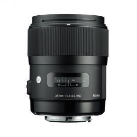 Lente Sigma DG 35mm f/1.4 HSM Art para Nikon