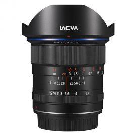 Lente Laowa 12 mm F/2.8 para Canon