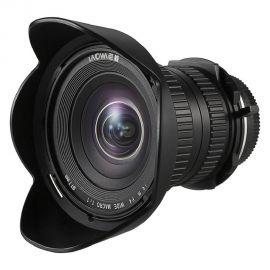 Lente Laowa 15 mm F/4 para Canon