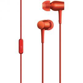 Fone de Ouvido Sony MDR-EX750AP - Vermelho