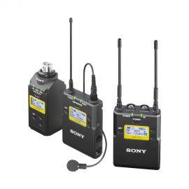 Microfone Sem Fio Sony UWP-D16 (UHS, Canais 25 - 36)
