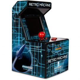 Console Dreamgear Mini Retro Arcade Machine com 200 Jogos