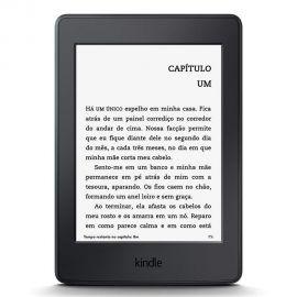 "Libro Electrónico Amazon Kindle Paperwhite 6"" Wifi 4 GB - Negro"