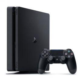 Consola Sony PlayStation 4 Slim Americano 2215A  Bivolt 500 GB - Negro
