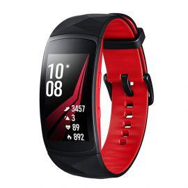 Reloj Smartwatch Samsung Gear Fit2 Pro SM-R365 - Rojo (Largo)