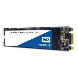 Memoria SSD WD Western M.2 560-530Mb/s Azul