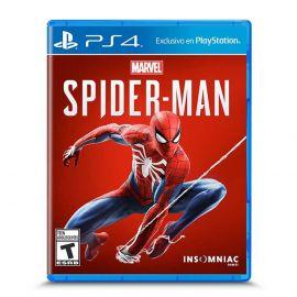 Videojuego Sony Marvel Spider-Man para PS4