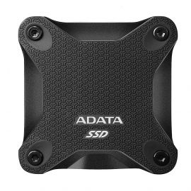 SSD Externo Adata SD600Q 480 GB - Negro