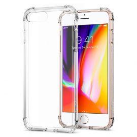 Estojo Protetor Spigen Crystal Shell para iPhone 7/8 Plus - Transparente