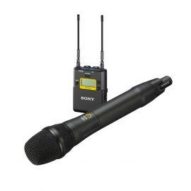 Microfone Sony UWP-D12 (UHF Canais 30-36/38-41)