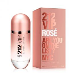 Perfume Carolina Herrera 212 VIP Rosé EDP - Femenino