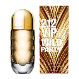 Perfume Carolina Herrera 212 Vip Wild Party EDT - Femenino 80 ml
