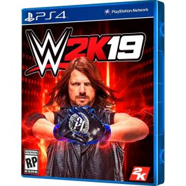 Juego PS4 WWE 2K19