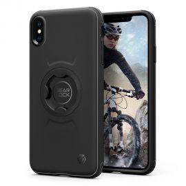 Estojo Protetor Spigen Gearlock Bike Mount para iPhone Xs Max - Preto