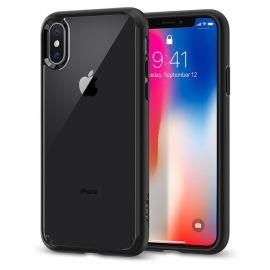 Estuche Protector Spigen para iPhone X/Xs - Negro