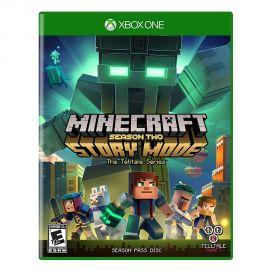 Videogame Microsoft Minecraft Story Mode 2 para Xbox One
