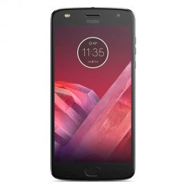 Celular Motorola Moto Z2 Play XT1710-09 - 64GB/4GB Gris Lunar