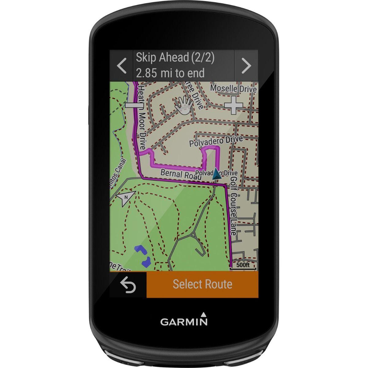 GPS Garmin Edge 1030 Plus Bundle para Ciclismo