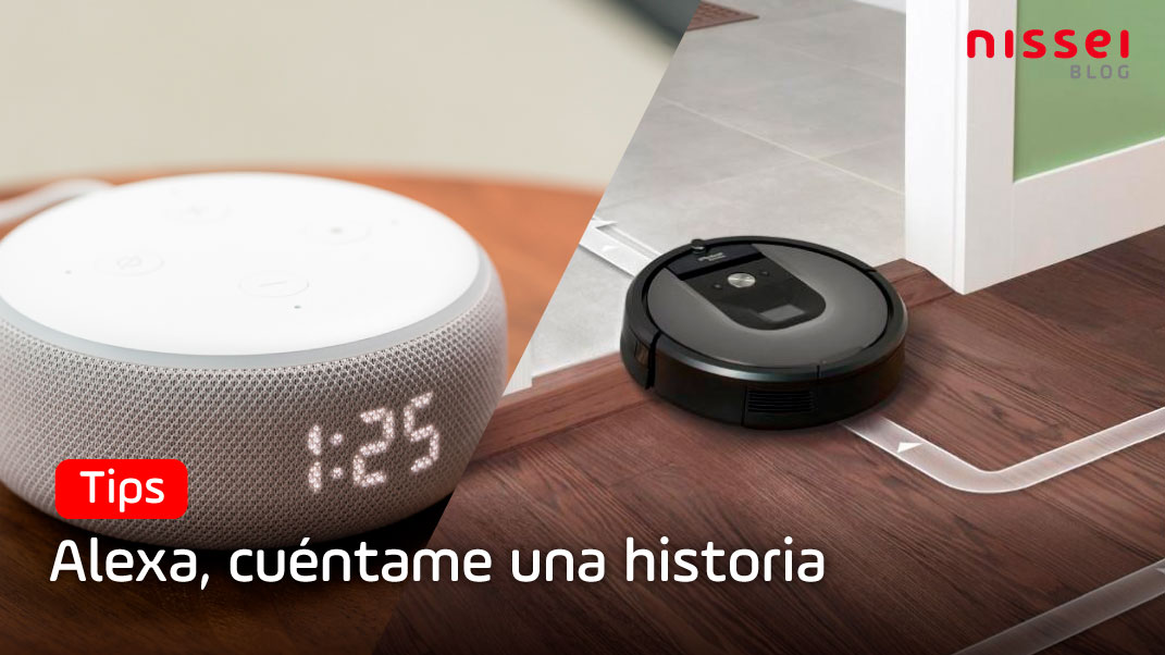 Alexa: Cuéntame una historia